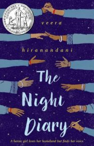 cover of The Night Diary by Veera Hiranandani